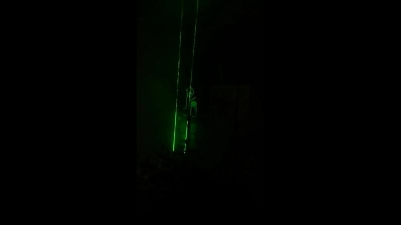 Лазерное шоу в Вячкойнях😎😵🤓🤖👍