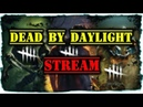 Dead by Daylight ☢ Вечернее ДБД