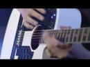 Шикарная наклейка на гитару 6 sec
