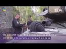 Украинский Оплот на НАТОвском танковом биатлоне