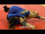 Nogi Bear® Classic! @ Girls Grappling Tournament • Female Wrestling