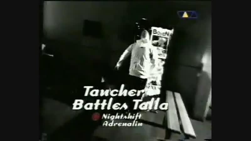 Taucher vs Talla 2XLC Nightshift Taucher Radio Edit 1999 VIVA TV