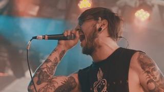 Oceans Ate Alaska - Covert (Official Live Video)