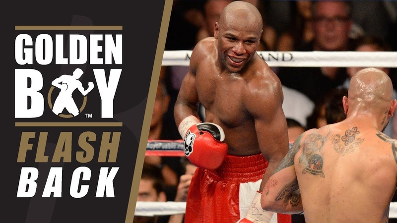 Golden Boy Flashback: Floyd Mayweather vs. Miguel Cotto (FULL FIGHT)