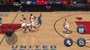 Взгляд новичка на NBA LIVE MOBILE 19 Заменит ФИФА