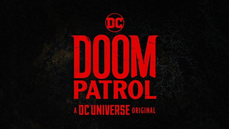 DC UNIVERSE DOOM PATROL MAIN TITLES