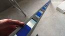 Интересный недорогой инструмент! Для работы с крупноформатным керамогранитом.