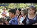 Показательные выступления военнослужащих для детей из прифронтовых районов ДНР