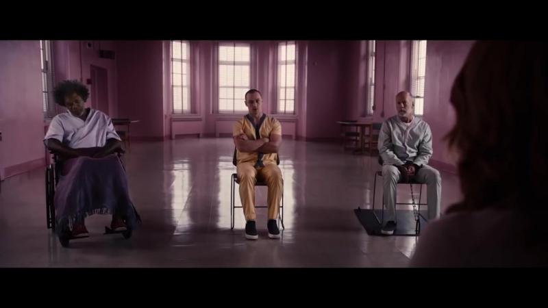 Стекло — Русский трейлер (2019)