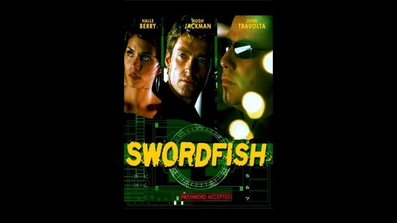 Пароль «Рыба-меч» / Swordfish (2001) дубляж,BDRip.1080p.[HEVC].10bit,релиз by XuMuK