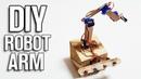 DIY Arduino Robot Arm by PCBWay