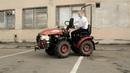 Видеообзор Мини-трактор МТЗ Беларус 112H