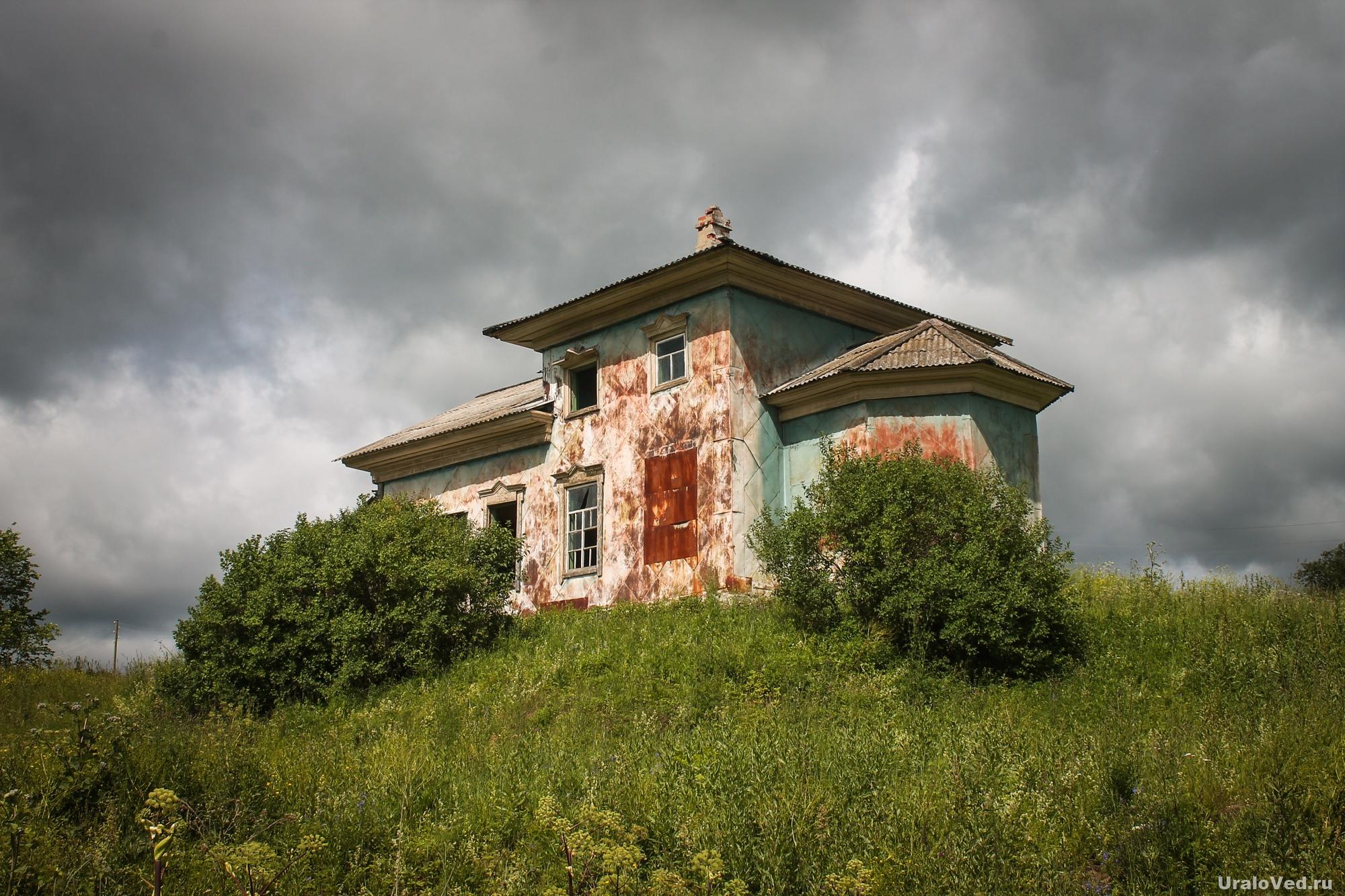 Село Дикое Озеро