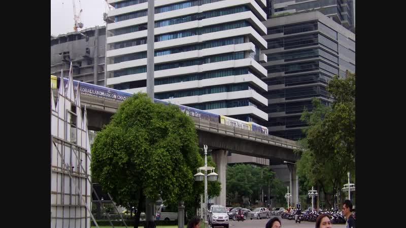 Бангкок BTS Skytrain Silom Line