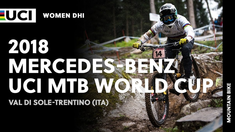2018 Mercedes-Benz UCI Mountain Bike World Cup - Val di Sole-Trentino (ITA) / Women DHI