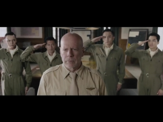AIR STRIKE Trailer (2018) Bruce Willis War Movie