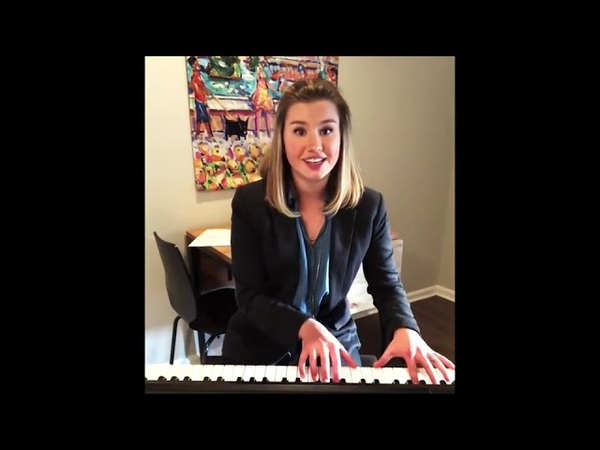 Woman Writes Song for Job Interview - 984781