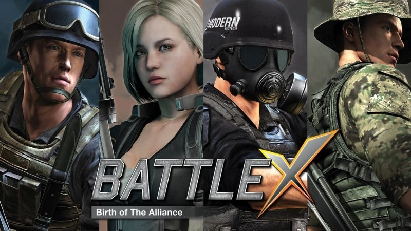 PSVR Battle X Birth of the Alliance VR GAMECLUB Хабаровск