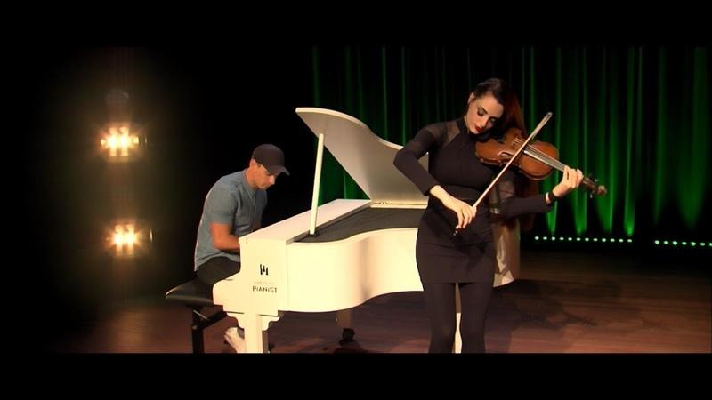 Headhunterz Sound Rush - Rescue me (Piano and Violin cover)