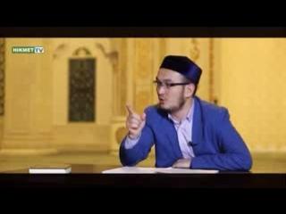 Айша анамыздың пəктігі - ұстаз Ғазиз Ахмет.