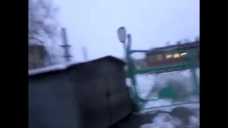 Горит трк торговый центр зимняя вишня в Кемерово 25 03 2018 1 БОРИС СКРИПАЧ