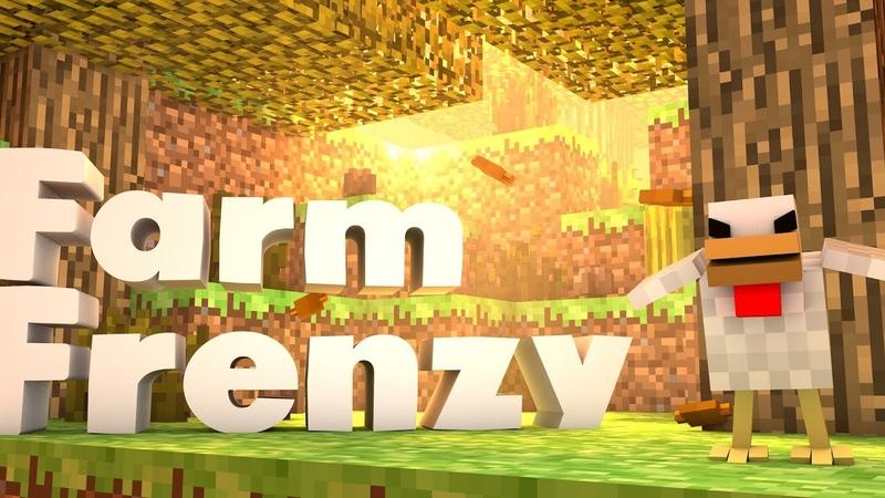 Новый мини режим! Farm Frenzy