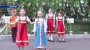 Праздник Пасхи в донецком парке им. Щербакова