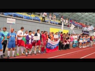 ВТБ - чемпионат по минифутболу 2018