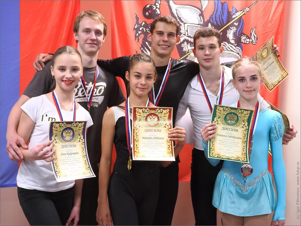 Российские соревнования сезона 2018-2019 (общая) - Страница 2 -AAgJtKnsyE