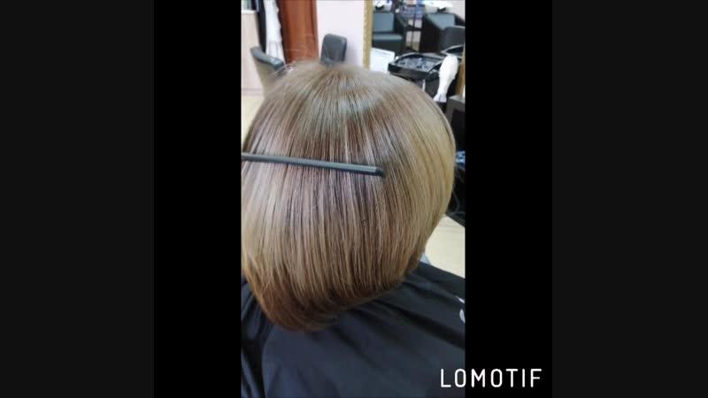 Окрашивание волос Essensity 7-49 7-00. Тонирование осветленных ранее прядей Blond Me T - ICE.