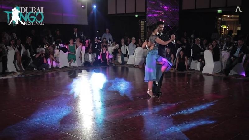 Los Totis - Dubai Tango Festival 2018 -Argañaraz R.Tanturi