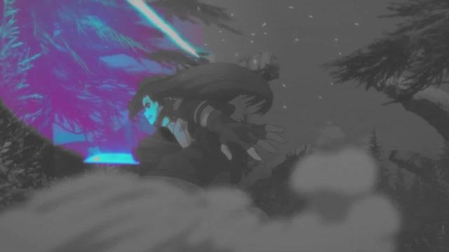 AniYami Sword Art Online II /\ trap carter - paper cuts /\