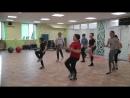 Группа Тинейджер 9-12 лет Фитнес-студия FIT-MIX г.Нижнекамск