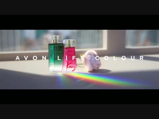 Новый аромат Avon Life Colour от маэстро Kenzo Takada!