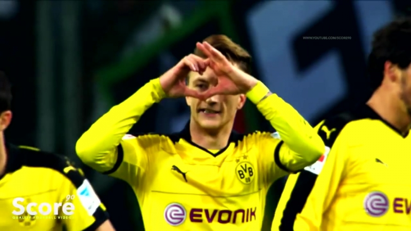 Marco Reus - Hall of Fame The Forgotten Star