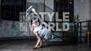 CREATIVE UNIK STYLE BBOY IN THE WORLD