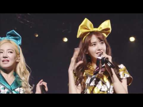 SNSD - Love Girls Blue Jeans Gee (Girls' Generation The Best Live at Tokyo Dome)