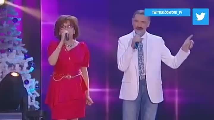 Ядвига Поплавская и Александр Тиханович На то тебя Господь благословил Последнее выступление