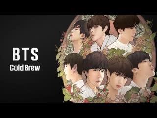 Coldbrew RTD Coffee (BTS illustration collection)
