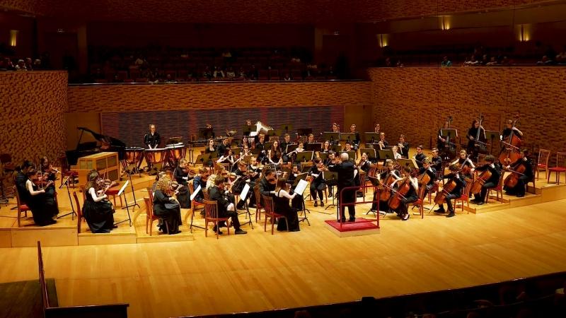 Концертный зал Мариинского театра 28 05 2018