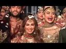 Best wedding dresses from Pantene Hum Bridal Fashion Week 2018: Mohsin Naveed Ranjha PHBCW HBCW