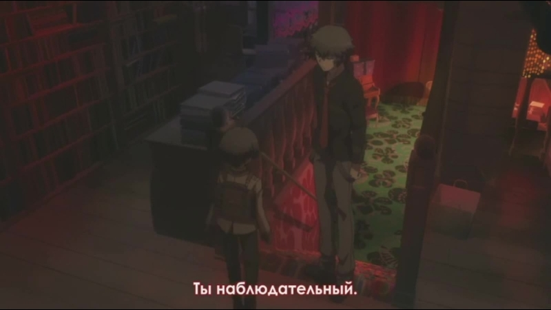 Anime.webm Ranpo Kitan: Game of Laplace
