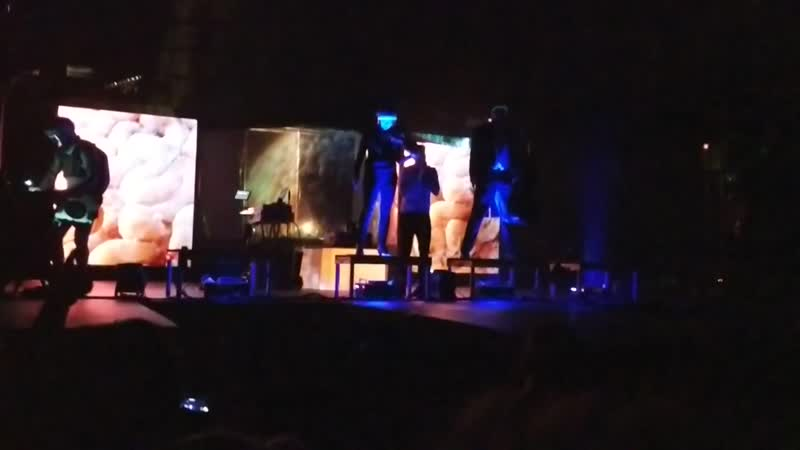 Starset - Telepathic(Acoustic) Live 04.18.18
