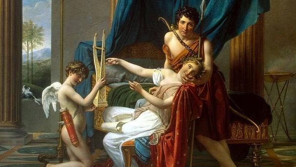 Великие художники эпохи классицизма