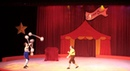 THE STRONG MAN Old Circus Style Juggling Comedy Act Fomenko Brothers
