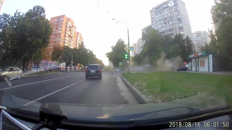 Серьёзное ДТП Харьков.