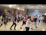 Zumbafitness with Sasha (Toca Toca-Fly Project) Original Choreography