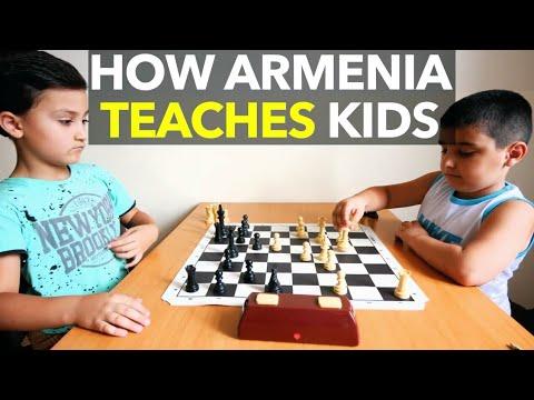 How Armenia Teaches Kids! - NAS Daily in Yerevan, Armenia