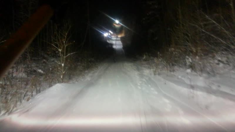 Школа сноубординга г.Братск! Бугельный подъёмник Гора Пихтовая. Даниил, попытка №3 12/12/2018