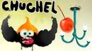 ПРИКЛЮЧЕНИЯ ЧУЧЕЛ мультик игра для маленьких детей 14 игровой мультфильм 2019 Chuchel Черный шарик!